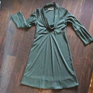 DIANE vonFURSTENBURG  wool dress. Sz 4P